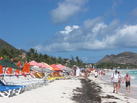 Orient Bay Beach St Martin