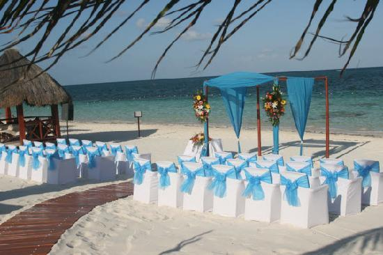 Azul Beach Resort Riviera Maya Wedding