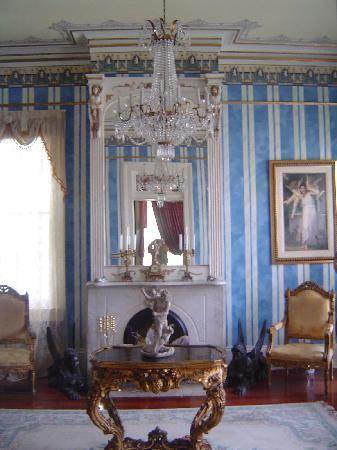 Antebellum Guest House: Front Room of the Guest House...