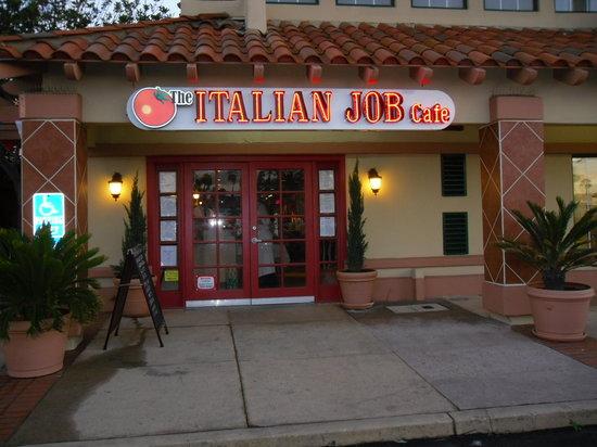 The Italian Job Cafe Oxnard Menu Prices Restaurant Reviews Tripadvisor