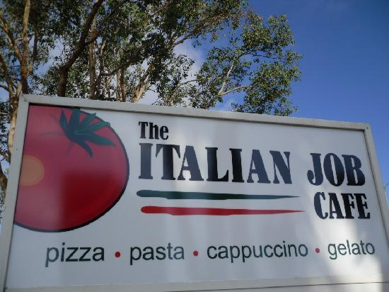 The Italian Job Cafe: The Tomato Job
