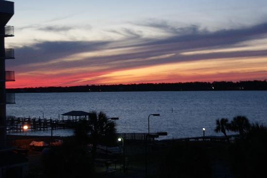 Gulf Shores Surf & Racquet Club: From 405C balcony..beautiful