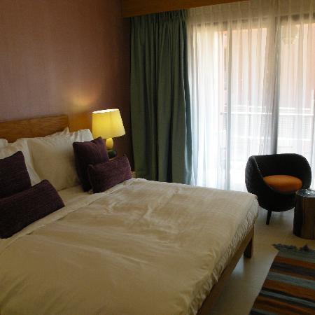 Movenpick Resort & Spa Tala Bay Aqaba: second picture on my room