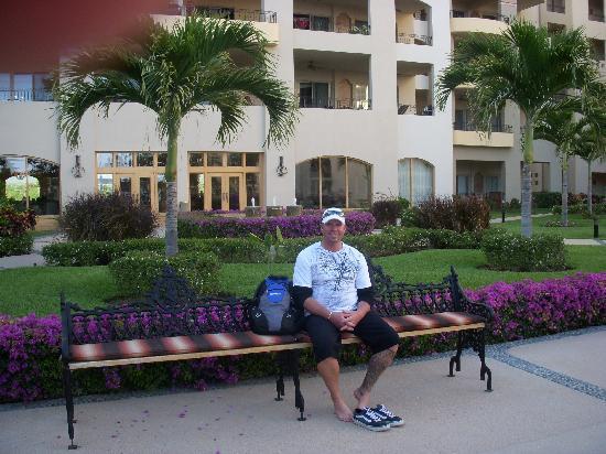 Villa La Estancia Beach Resort & Spa Los Cabos: Nice gardens, property was well maintained!