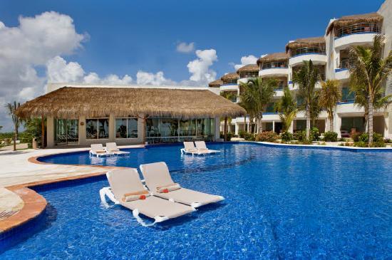 El Dorado Maroma, by Karisma : Main Pool