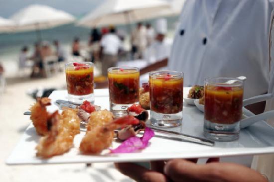 El Dorado Maroma, by Karisma : Gourmet Bites