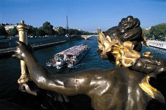 PARISCityVISION: Croisiere sur la Seine