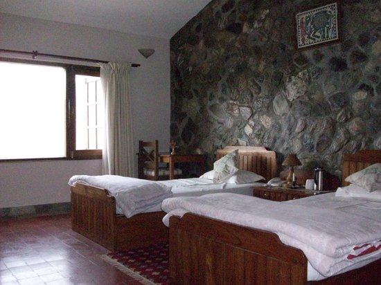 Begnas Lake Resort: A standard room.
