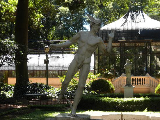 Palermo Viejo Bed & Breakfast: Botanical Gardens