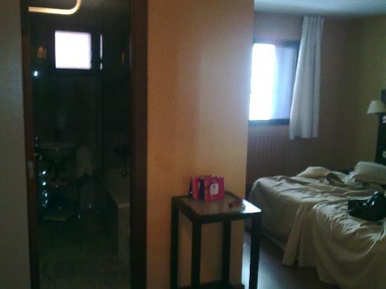 Hotel Arka: Vistas general habitación