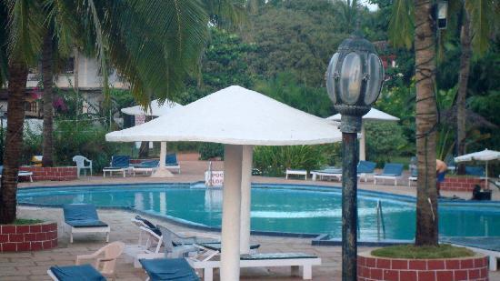 Paradise Village Beach Resort: Swimming Pool after 6 PM