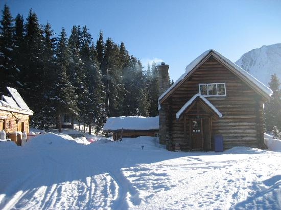 Skoki Lodge: One of cabins