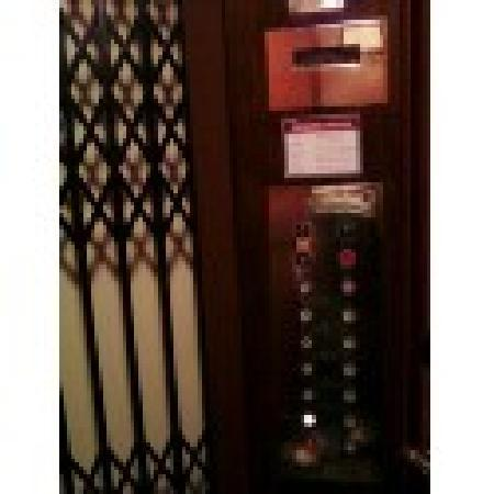 Ramada by Wyndham Gaslamp Convention Center: Historic elevator