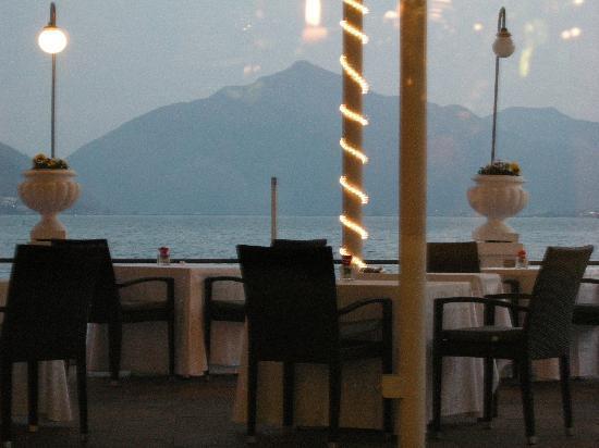 Hotel Lido Seegarten: Die Terasse