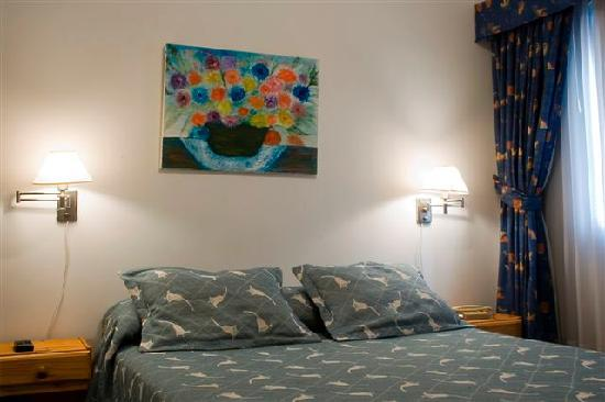 Apartamentos Libertad: Dormitorio principal - 2 ambientes