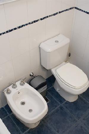 Apartamentos Libertad: Baño - 2 ambientes