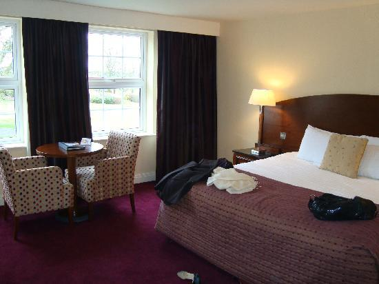 Slieve Russell Hotel Golf and Country Club: Deluxe Room