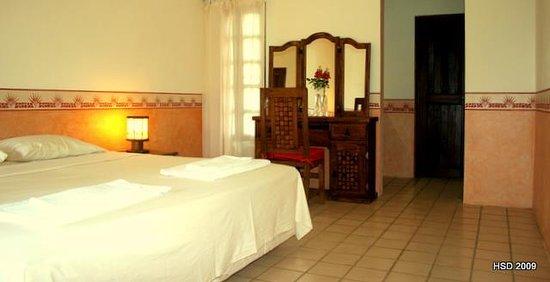 Hacienda Hotel Santo Domingo: Comfort room Hennequen