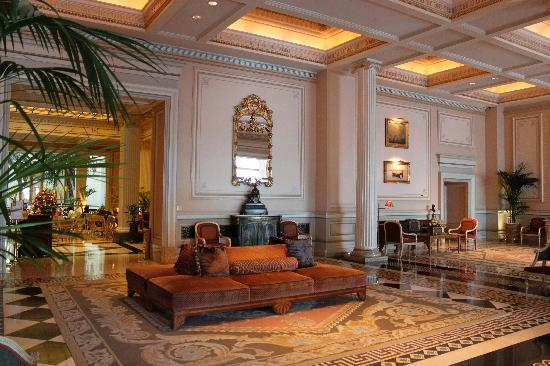 Hotel Grande Bretagne, A Luxury Collection Hotel: Stunning reception