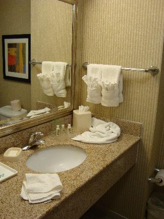 Holiday Inn Manassas - Battlefield : vanity unit