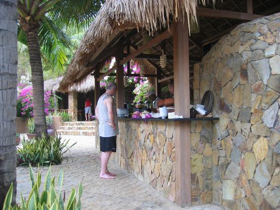 Mia Resort Mui Ne: Breakfast buffet