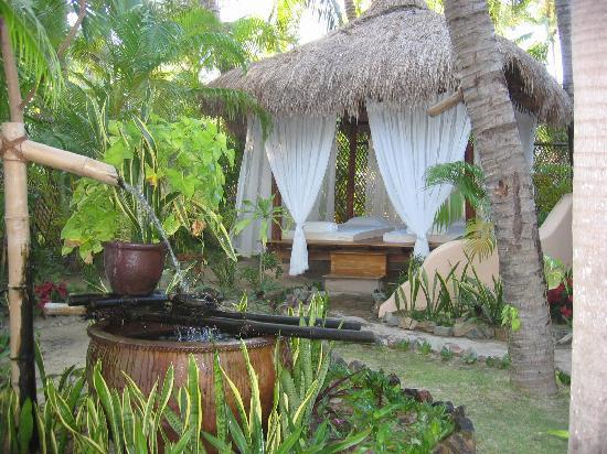 Mia Resort Mui Ne: outdoor spa - amazing!