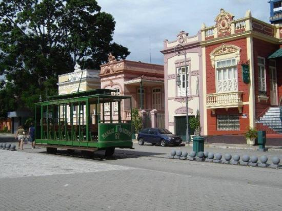 Central Square of Manaus