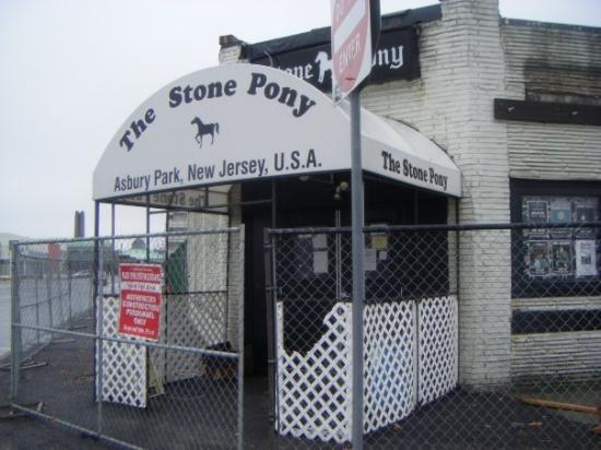 The Stone Pony: Asbury Park, NJ