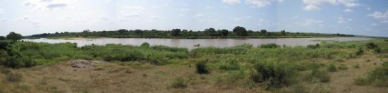 Krüger-Nationalpark, Südafrika: River Sabie