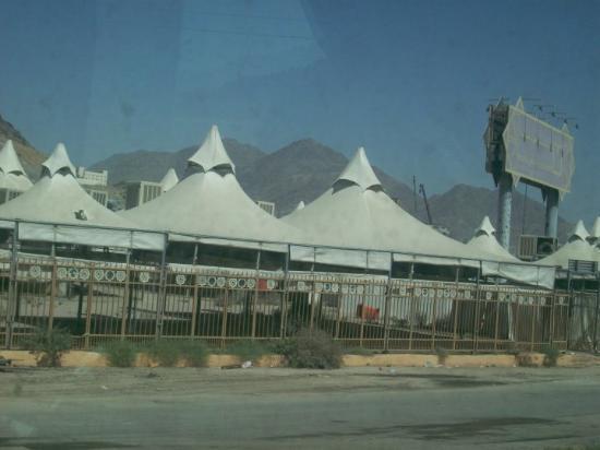 Medina Saudi Arabia tent settlements Indonesia Hajj & tent settlements Indonesia Hajj - Picture of Medina Al Madinah ...