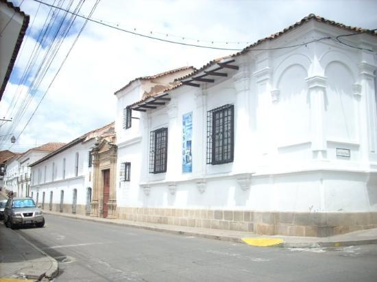 Museo Charcas (University Museum Colonial & Anthropological): Museo Charcas