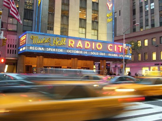 Radio City Music Hall Photo