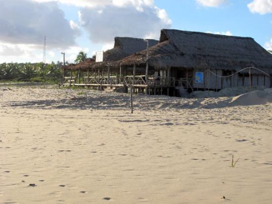 Barra Lodge-billede