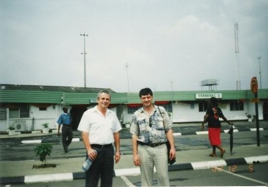 Port Harcourt Airport, Nigeria