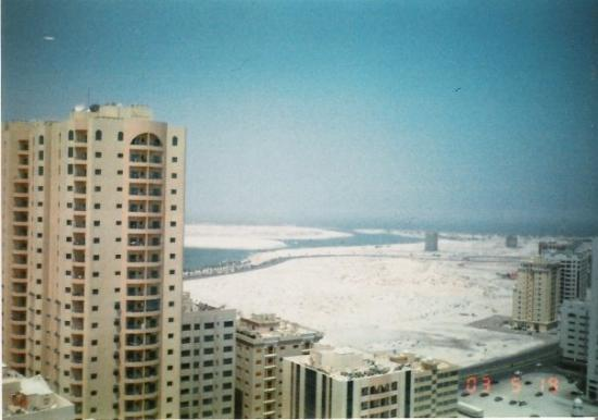 Sharjah, May 2002