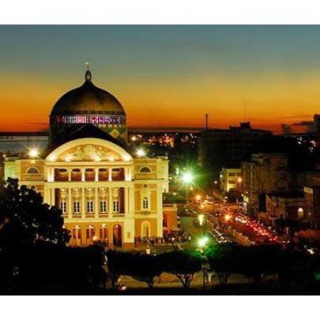 Manaus, AM: Amazon Opera House