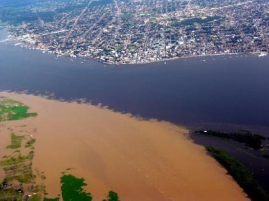 Manaus, AM: Encontro das Águas