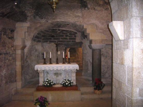 Nazareth, Israel: Verkündigungskirche
