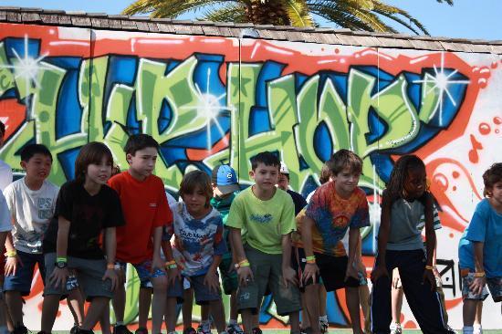 Club Med Sandpiper Bay: Hip Hop rehearsal!