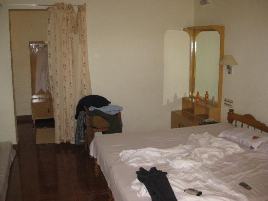 Haritha Home Stay: Doubleroom