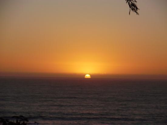 Maitencillo, Chile: La vista fue lo unico bueno
