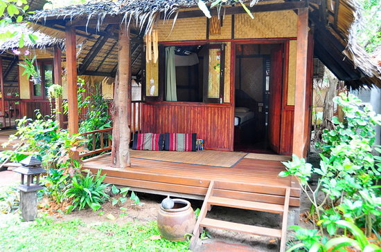 Baan Panburi Village At Yai Beach: Garden Hut Fan