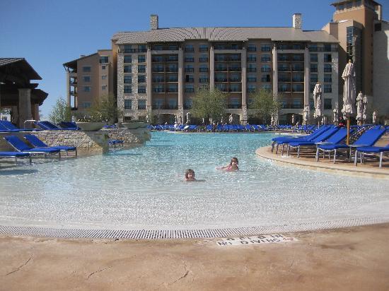 Kids Pool Picture Of Jw Marriott San Antonio Hill
