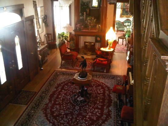 Bonnie Dwaine Bed and Breakfast: Lobby