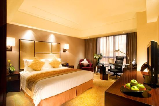 Radisson Blu Hotel Shanghai Hong Quan: Deluxe King Bed Room