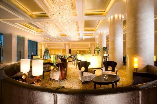 Radisson Blu Hotel Shanghai Hong Quan: Lobby