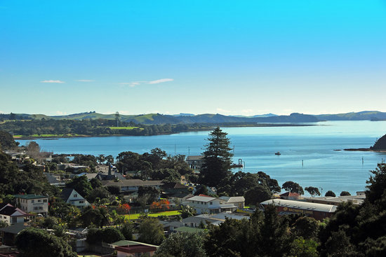 Allure Lodge Paihia : Allure Lodge - View