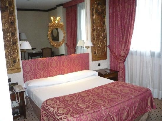 โรงแรมเมเลีย มิลาโน: 室内