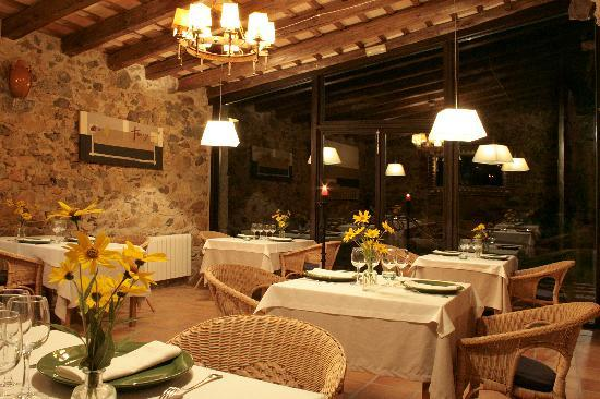 Hotel Mas Vilalonga Petit: RESTAURANTE