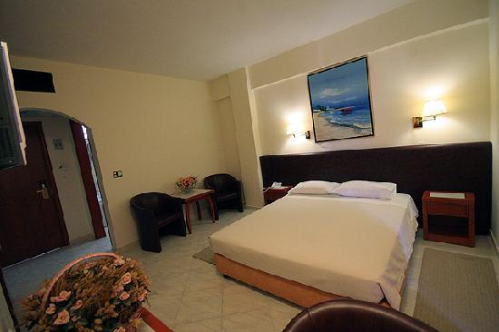Liberty Hotel: ROOM